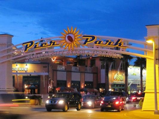 Panama City Beach Mall Movie Theater