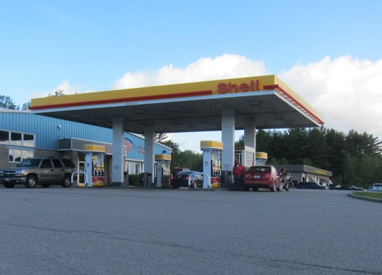 Nearest Gas Stations >> Shell Gas Station - Biddeford, ME | Yelp