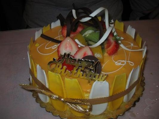 Mango Mousse Cake Yelp
