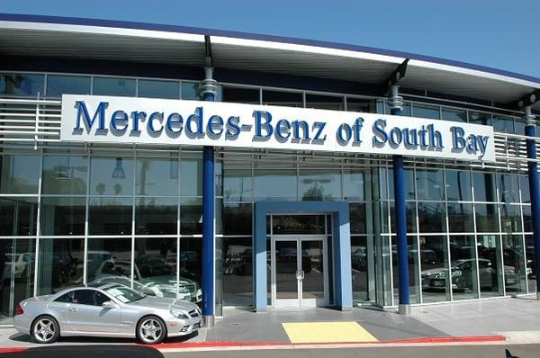 mercedes benz of south bay auto repair torrance