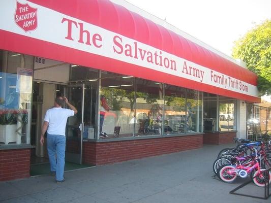 Salvation Army Thrift Stores Santa Monica Santa Monica Ca Yelp