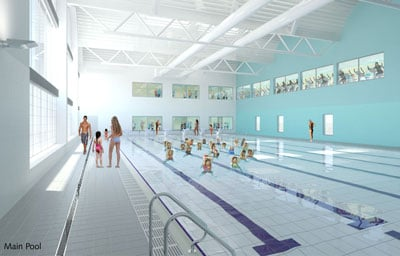 Swimming Venues In England