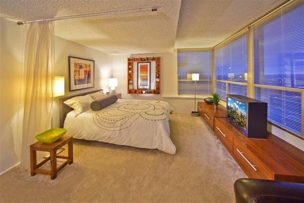 Riley Towers Offers Studio 1 2 3 Bedroom Apartments