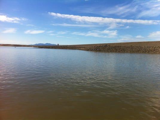 for Cochiti lake fishing