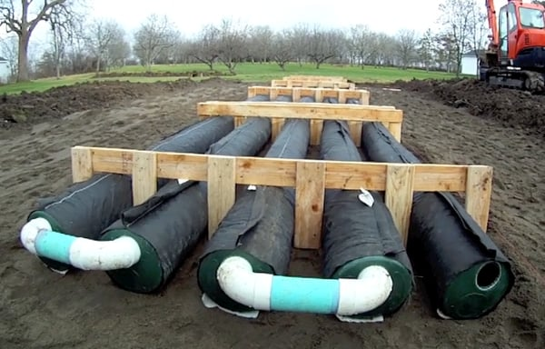 Presby Raised Bed Septic System Yelp
