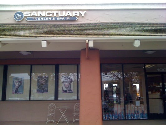 The sanctuary salon spa cosmetics beauty supply for Act one salon salem nh