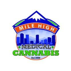Mile High Medical Cannabis logo
