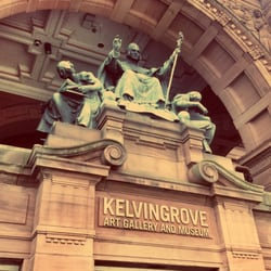 Kelvingrove back door