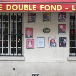 Le Double Fond, Paris