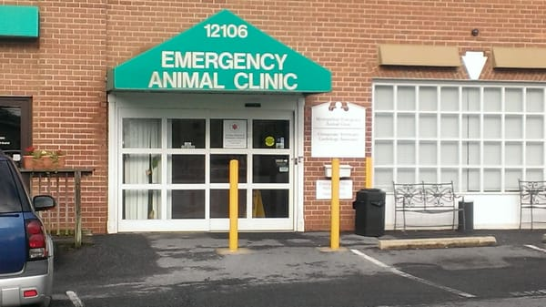 emergency vet clinics near me clinic