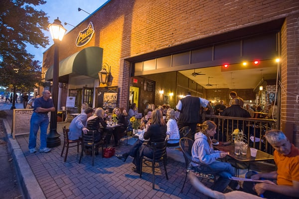 French Food Is Increasingly Hard To Find But This Roswell Bistro Has Moved Into Larger Digs Accommodate The Crowds That Keep Coming Back For More