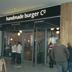 Homemade Burger Co, Hull