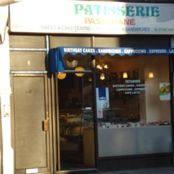 Patisserie Pastahane, London