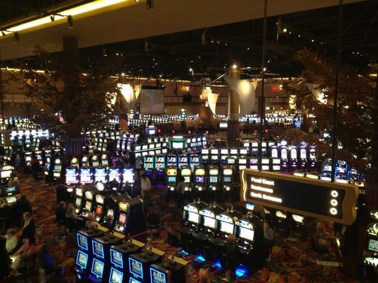 twin river casino in lincoln ri