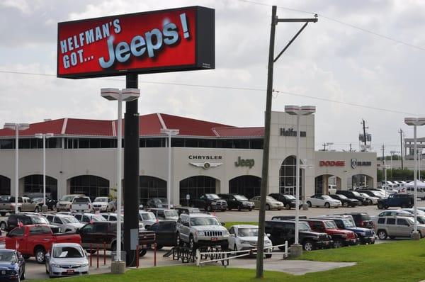 Helfman Dodge Chrysler Jeep Ram 16 Photos Car Dealers