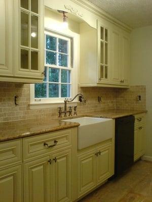 Antique White Cabinet Kitchen Yelp