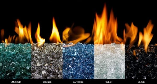 Fire Glass All Colors For Fire Pit And Fireplace Yelp