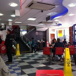 Burger King, London