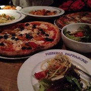 Pizzeria Pappagone, London