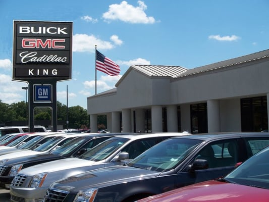 king cadillac buick gmc florence sc reviews deals. Cars Review. Best American Auto & Cars Review