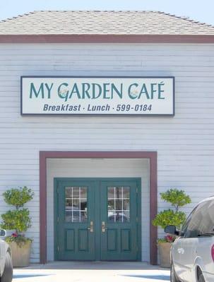 My Garden Cafe In Ripon Ca