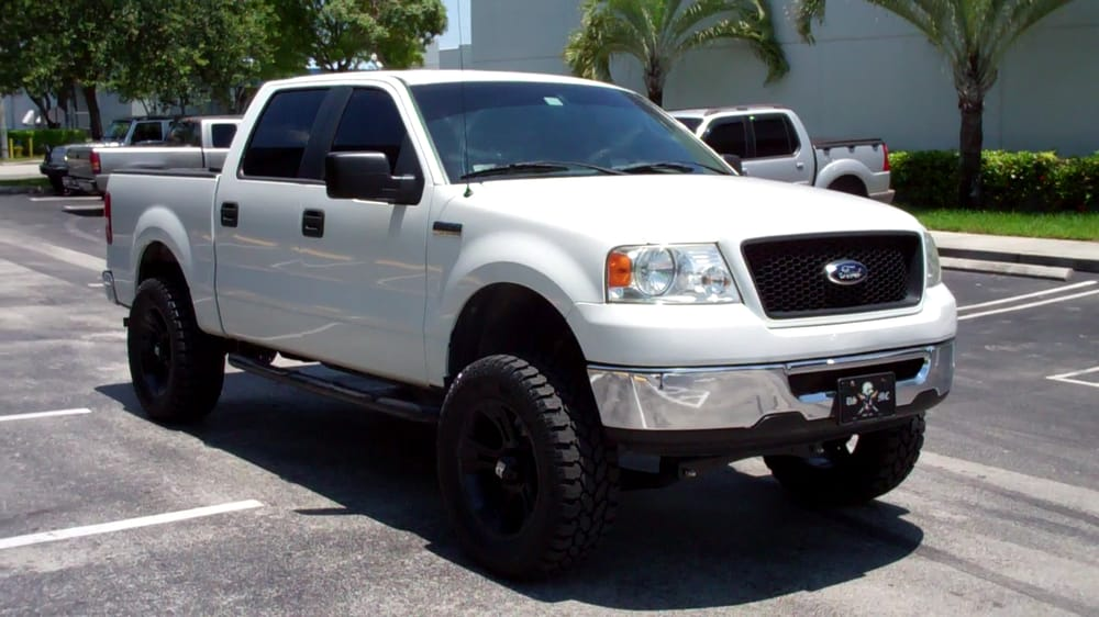 2008 Ford F150 Super Crew | Yelp