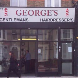 George's Hairdressers, London