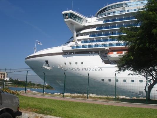 Los Angeles Cruise Ship Terminal | Fitbudha.com