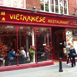 Vietnamese Restaurant, London