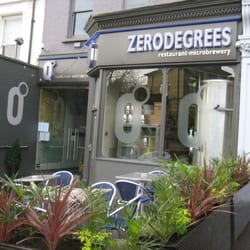 Zerodegrees Restaurant, London