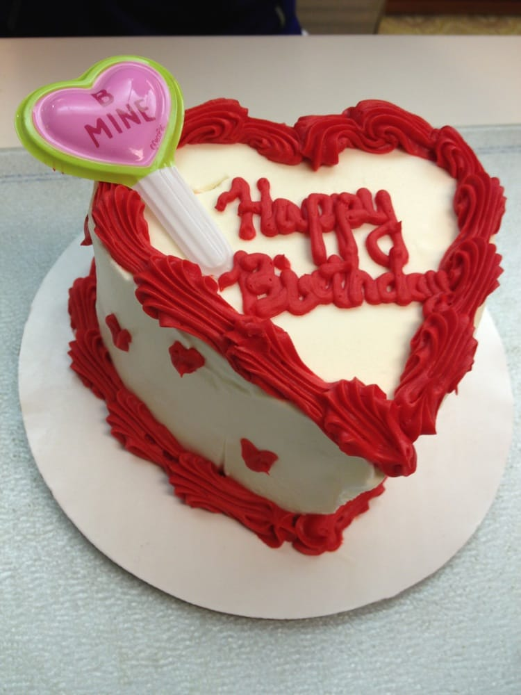 Valentine S Day Birthday Cake Images : Valentine s Day + Birthday cake (small) for USD12.99! Yelp
