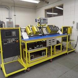 Northline industrial inc electronics repair redford for Servo motor repair near me