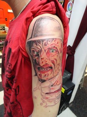 rock n roll tattoo tattoo