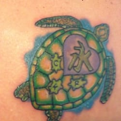 Lucky horseshoe tattoo 53 photos tattoo northeast for Best tattoo shops in fort worth texas
