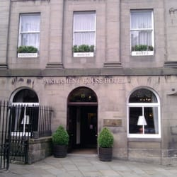 Parliament House Hotel, Edinburgh