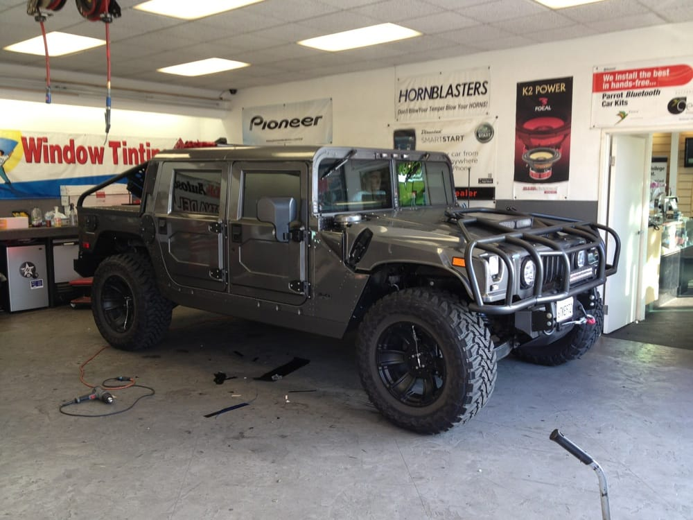 Hummer H1 Window Tint Yelp