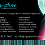 Signature Financial Services