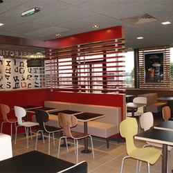 McDonald's, Sully sur Loire, Loiret, France