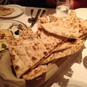 Sufi flatbreads
