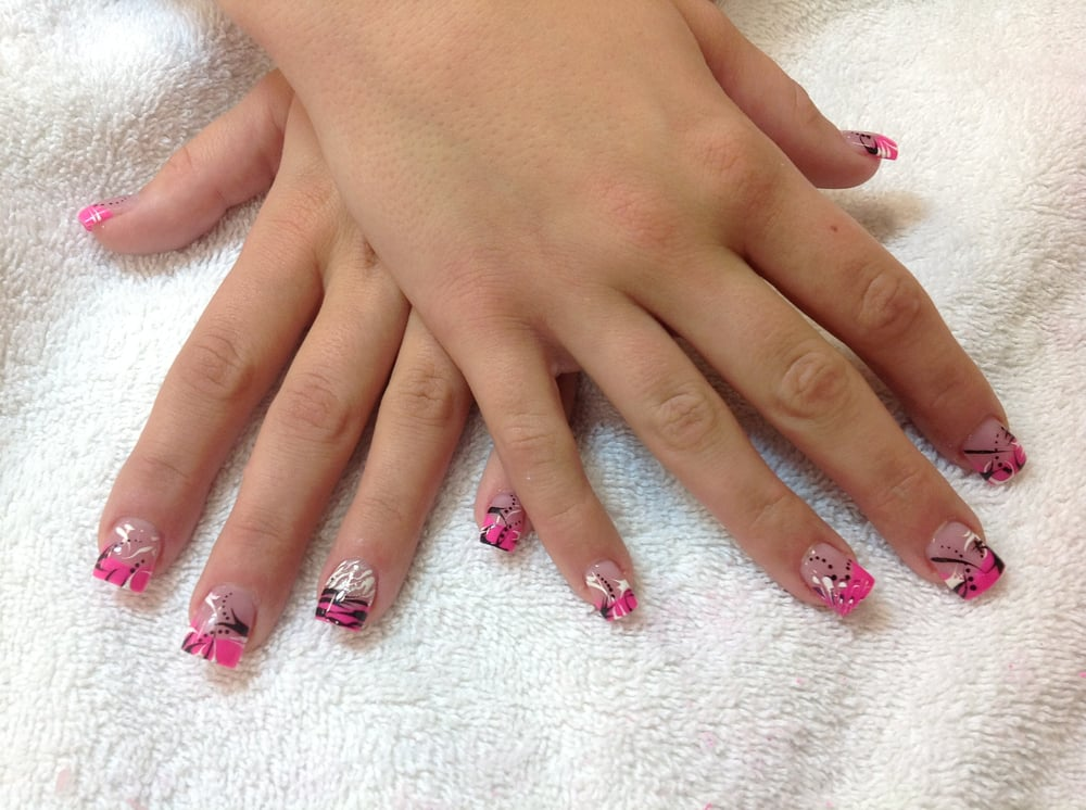 Lovely Nails Art Design! | Yelp