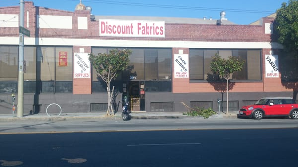 Arts And Crafts Fabric Stores San Francisco