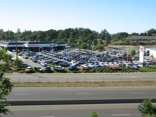 Thompsons Toyota Car Dealers Placerville Ca Reviews