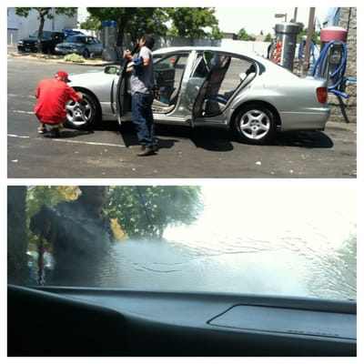 Self Spray Car Wash Near Me