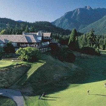 Capilano Golf Amp Country Club Golf Yelp