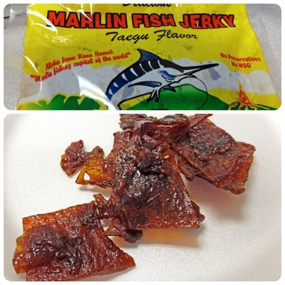 Marlin Fish Jerky $9.99 | Yelp