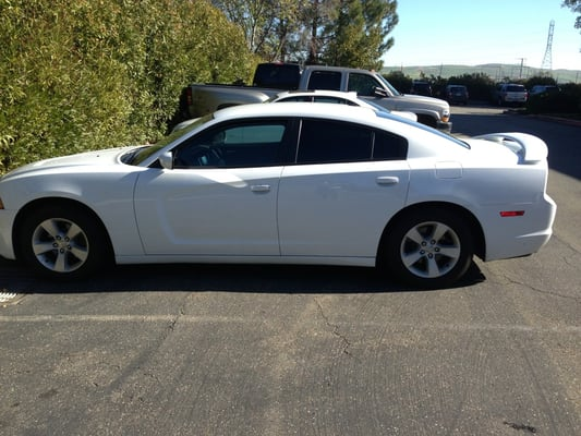 charger ceramic tint  lighter  limo flawless yelp