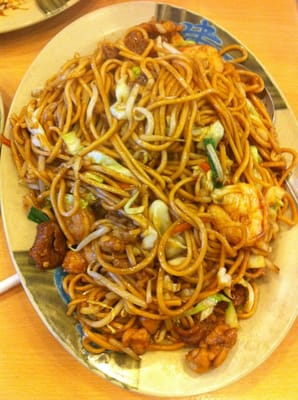 House Special Chow Mein House chow mein...