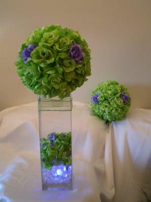 Sweet sixteen centerpiece yelp for Flower arrangements for sweet 16