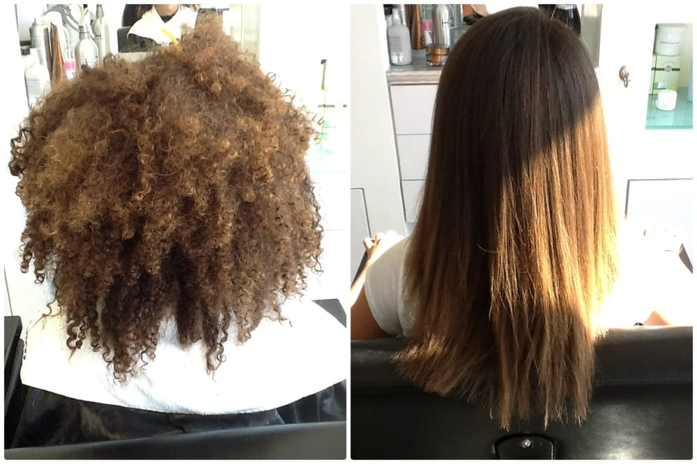 Before And After Brazilian Blowout Yelp