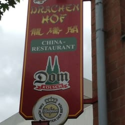 China Restaurant Drachenhof, Köln-Porz  Mitte  City, Nordrhein-Westfalen, Germany